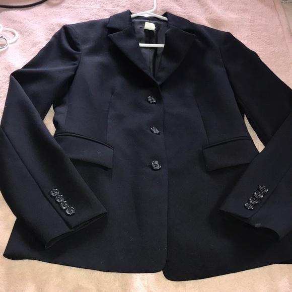 J. Crew Jackets & Blazers - J. Crew black blazer